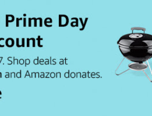 AMANHÃ – Amazon Prime Day